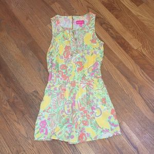EUC Lilly Pulitzer for Target Romper
